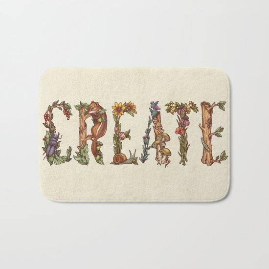 Create Bath Mat