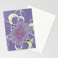 Purple Fantasy Stationery Cards