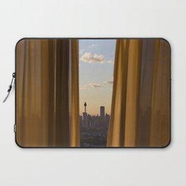 Sneaky City Sunset Laptop Sleeve