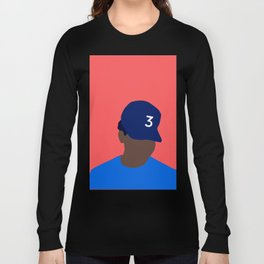 Chance // Colouring Book Long Sleeve T-shirt