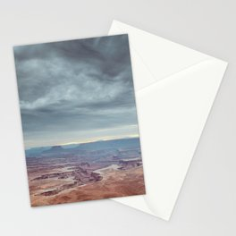 canyon country canyonlands national park Stationery Cards