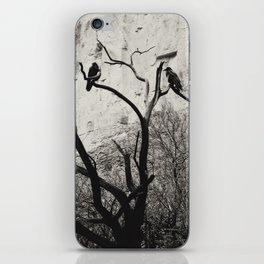 Thought & Memory iPhone Skin