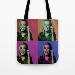 Piper Chapman Pop Art  Tote Bag