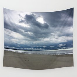 Cedar Point Beach, Sandusky Ohio Wall Tapestry