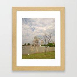Isto que é Arte - This is art Framed Art Print