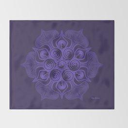 Serenity (Serenidad) Throw Blanket