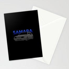 Lada Samara Stationery Cards