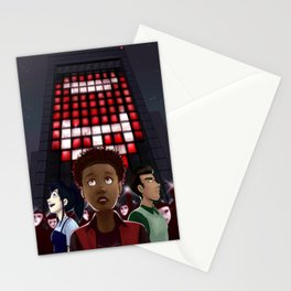 The Psions cover Stationery Cards