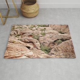 Red Rock Canyon, Nevada Rug