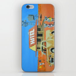 The Aussie Hotel iPhone Skin