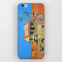 The Aussie Hotel iPhone Skin