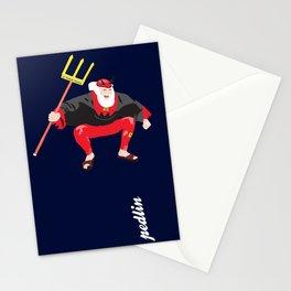 Tour Devil Stationery Cards