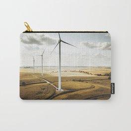 windturbine in nebraska Carry-All Pouch