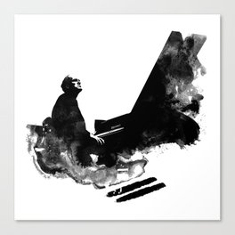 Sviatoslav Richter Canvas Print