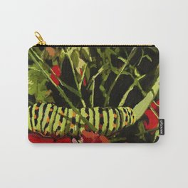 caterpillar on work! Carry-All Pouch