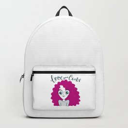 Love your Curls Backpack