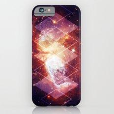 Shining Nebula - Red Slim Case iPhone 6s