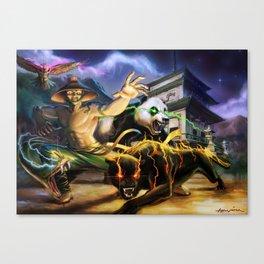 Tamori Jinai Canvas Print