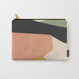 Abstract Art Landscape 2 Carry-All Pouch