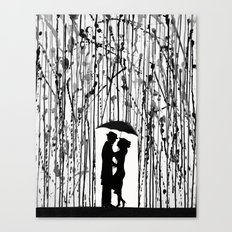 Film Noir Canvas Print