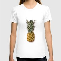 pineapple T-shirts featuring Pineapple by Marta Li