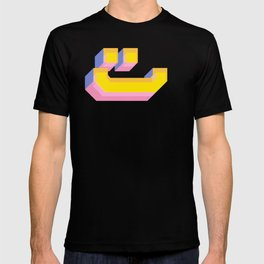 Retro smile T-shirt