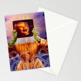 Black holes Stationery Cards