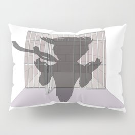 Shadow of the Future Pillow Sham