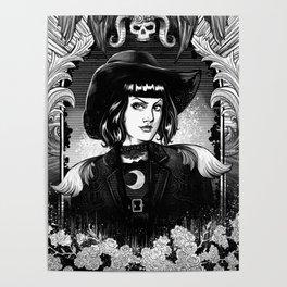 Bewitching Mirror Poster