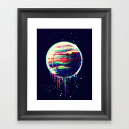 Deliquesce Framed Art Print