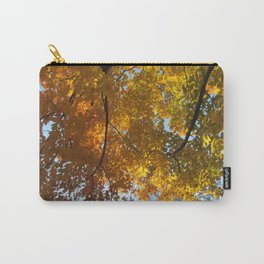 Rainbow Foliage Carry-All Pouch