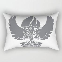 JESUS IS MY ANCHOR # 2 Rectangular Pillow