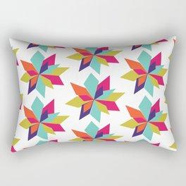 LA Stars - By Sew Moni Rectangular Pillow