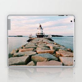 Spring Point Lighthouse Laptop & iPad Skin