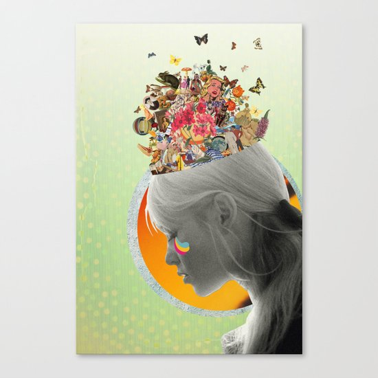 Inside of Me Canvas Print