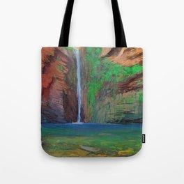 Emma Gorge Tote Bag