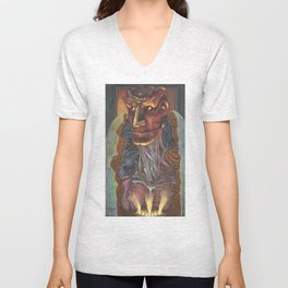 Ghost In the Shell Unisex V-Neck