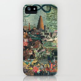 Seed Stone iPhone Case