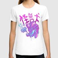 kaiju T-shirts featuring Kaiju Killer by Press Start
