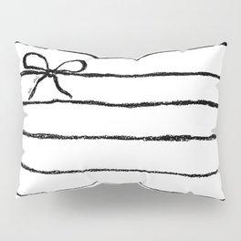 Perky jail Pillow Sham