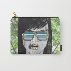 Tropical Zombie  Carry-All Pouch