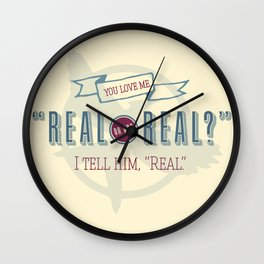 Read or Not Real Wall Clock