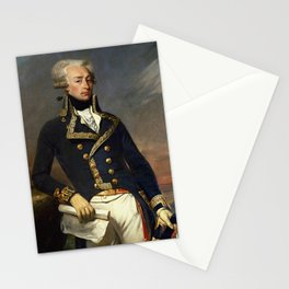 Marquis de Lafayette Painting - Joseph-Desire Court Stationery Cards