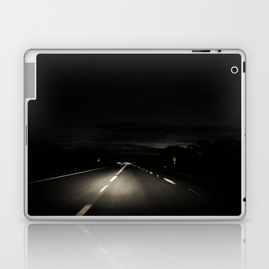 The Long Road Home Laptop & iPad Skin