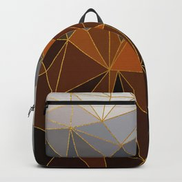 Autumn abstract landscape 4 Backpack
