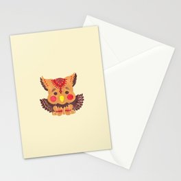 The Baby Griffin  Stationery Cards