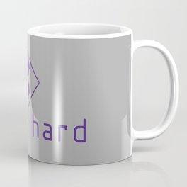 Drive Hard v6 HQvector Coffee Mug
