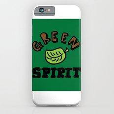 green spirit iPhone 6s Slim Case