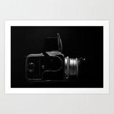 Hasselblad 500cm Art Print
