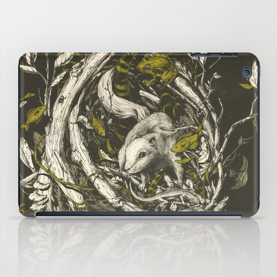 The Mangrove Tree iPad Case